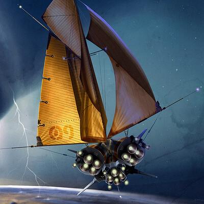 Piotr sokolowski 15 treasure planet
