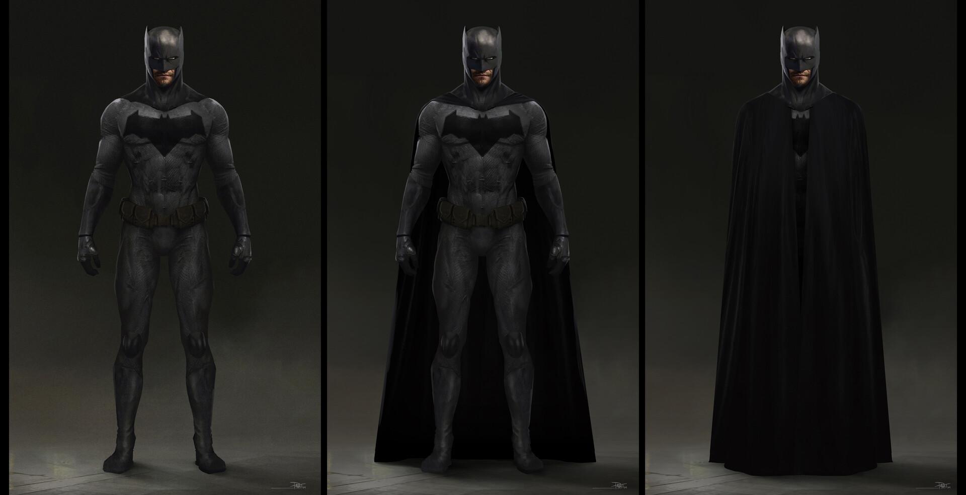 David paget batman set