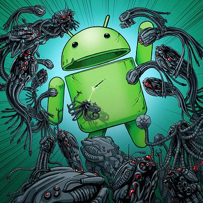 Piotr sokolowski 61 android attack