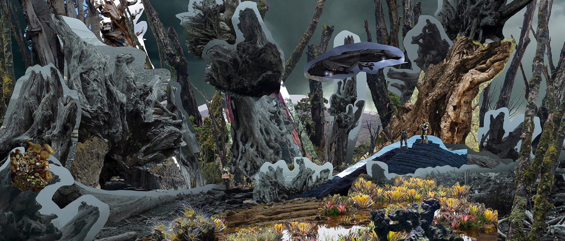 Eva kedves alien planet v01wip