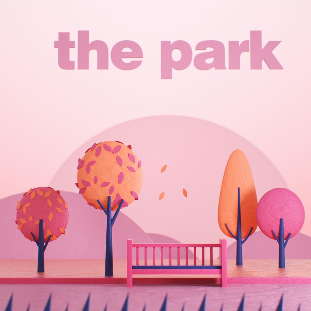 Oren leventar the park
