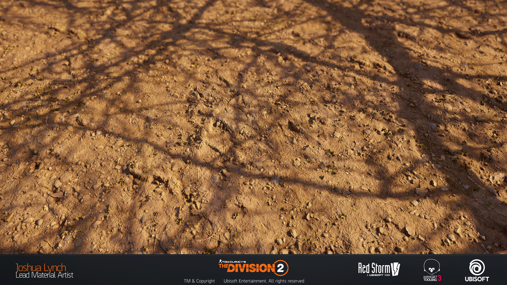 Joshua lynch division 2 josh lynch soil dirt ground