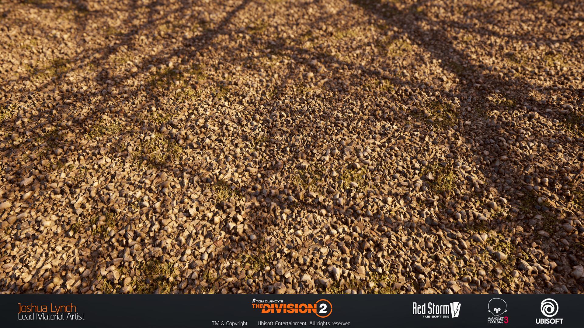 Joshua lynch division 2 josh lynch soil gravel 03 ground