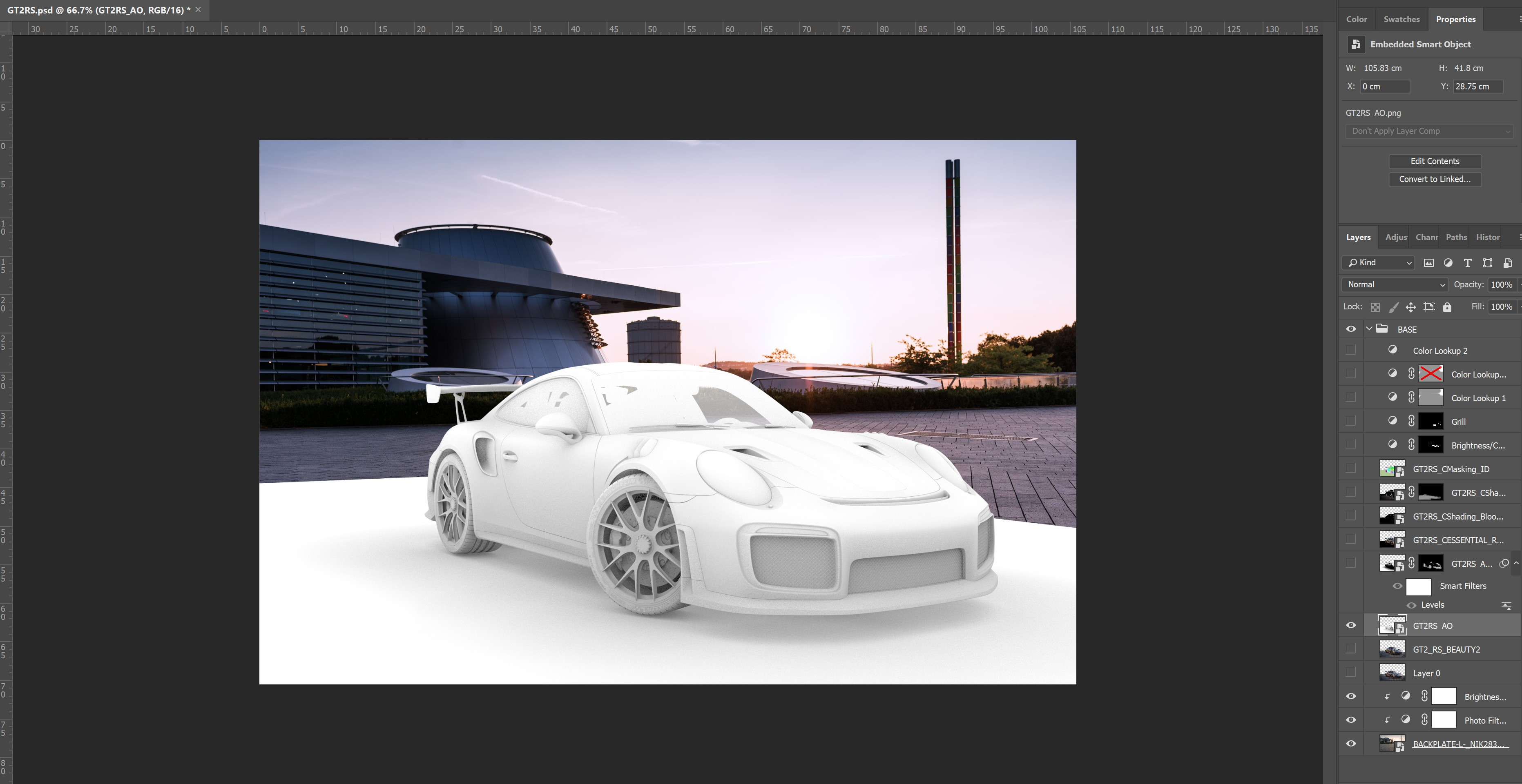 Photoshop Compositing