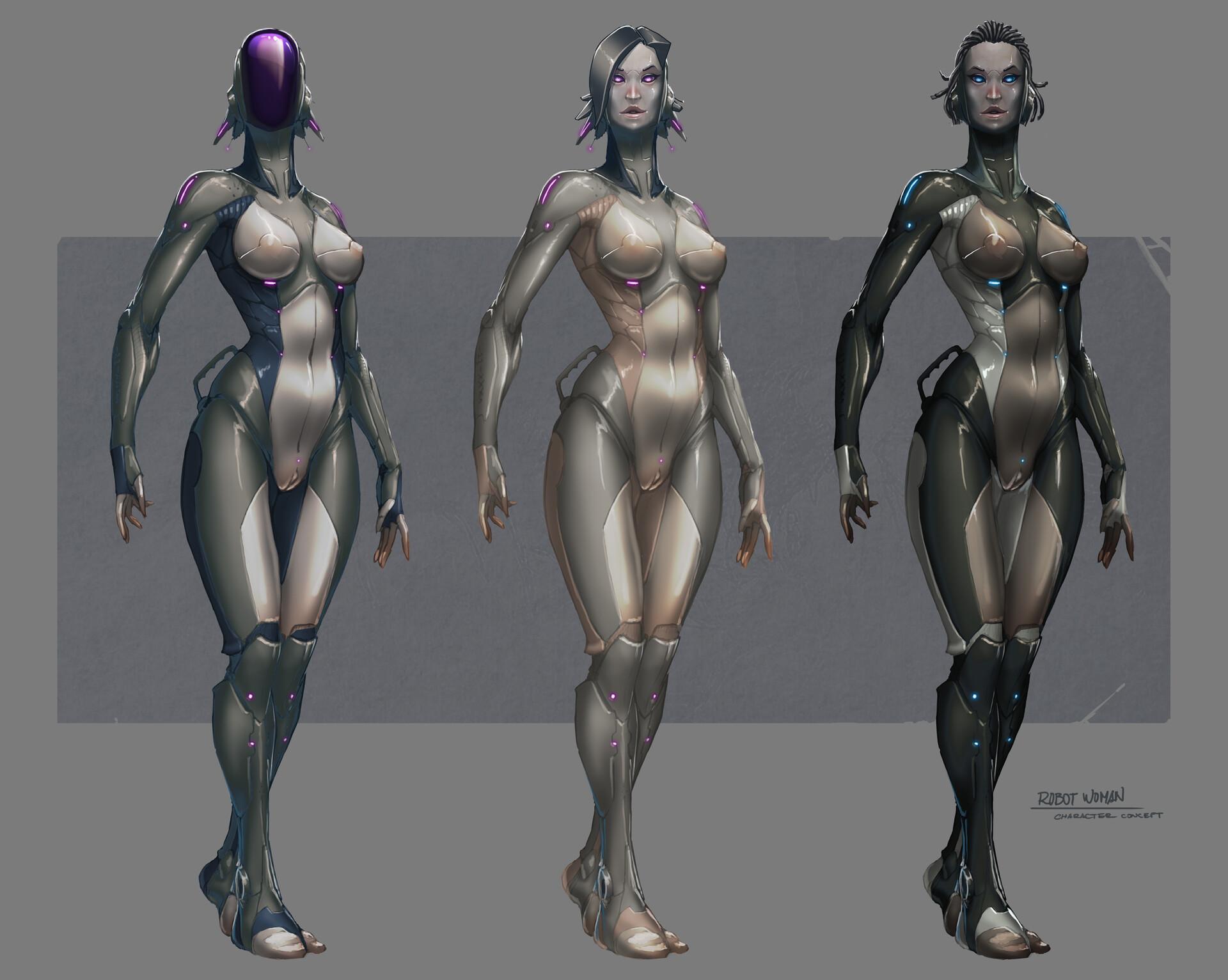 Kaithzer morejon sexbot cuerpo