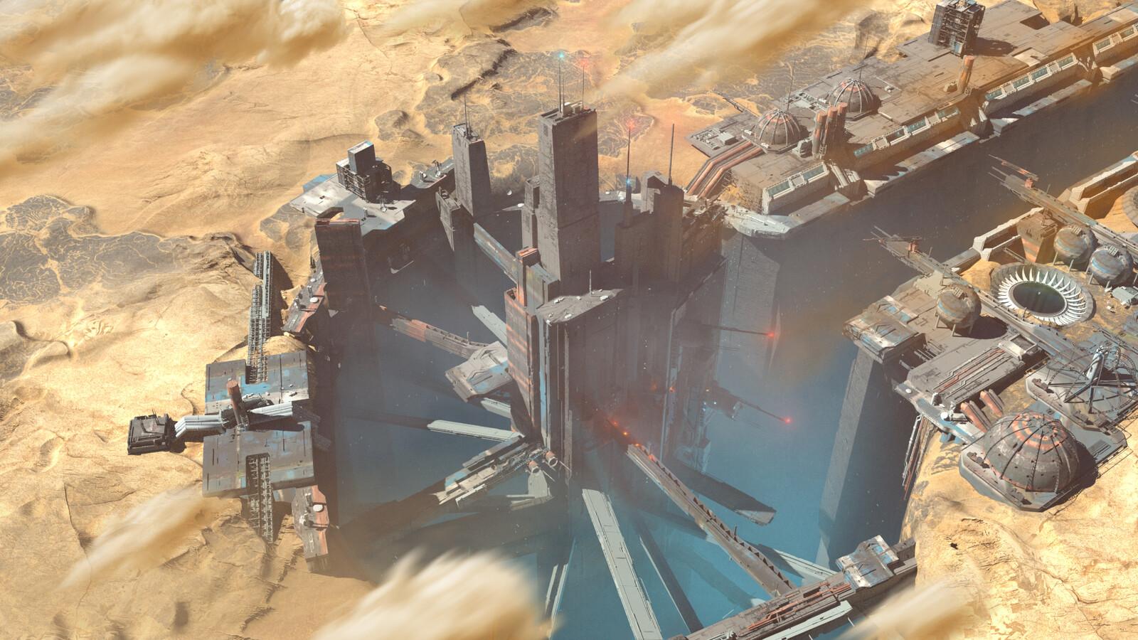Seed city