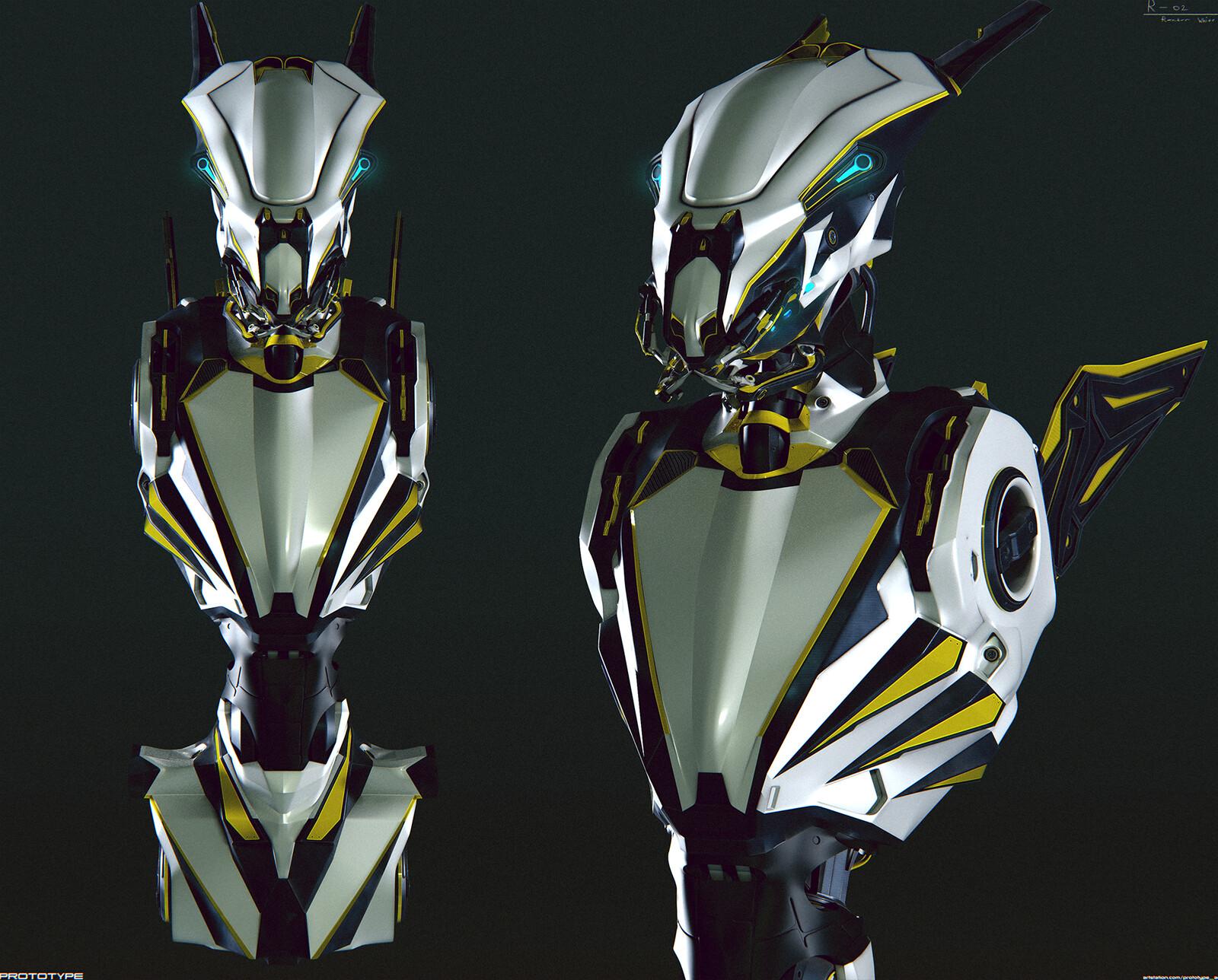 Mech-02 WIP