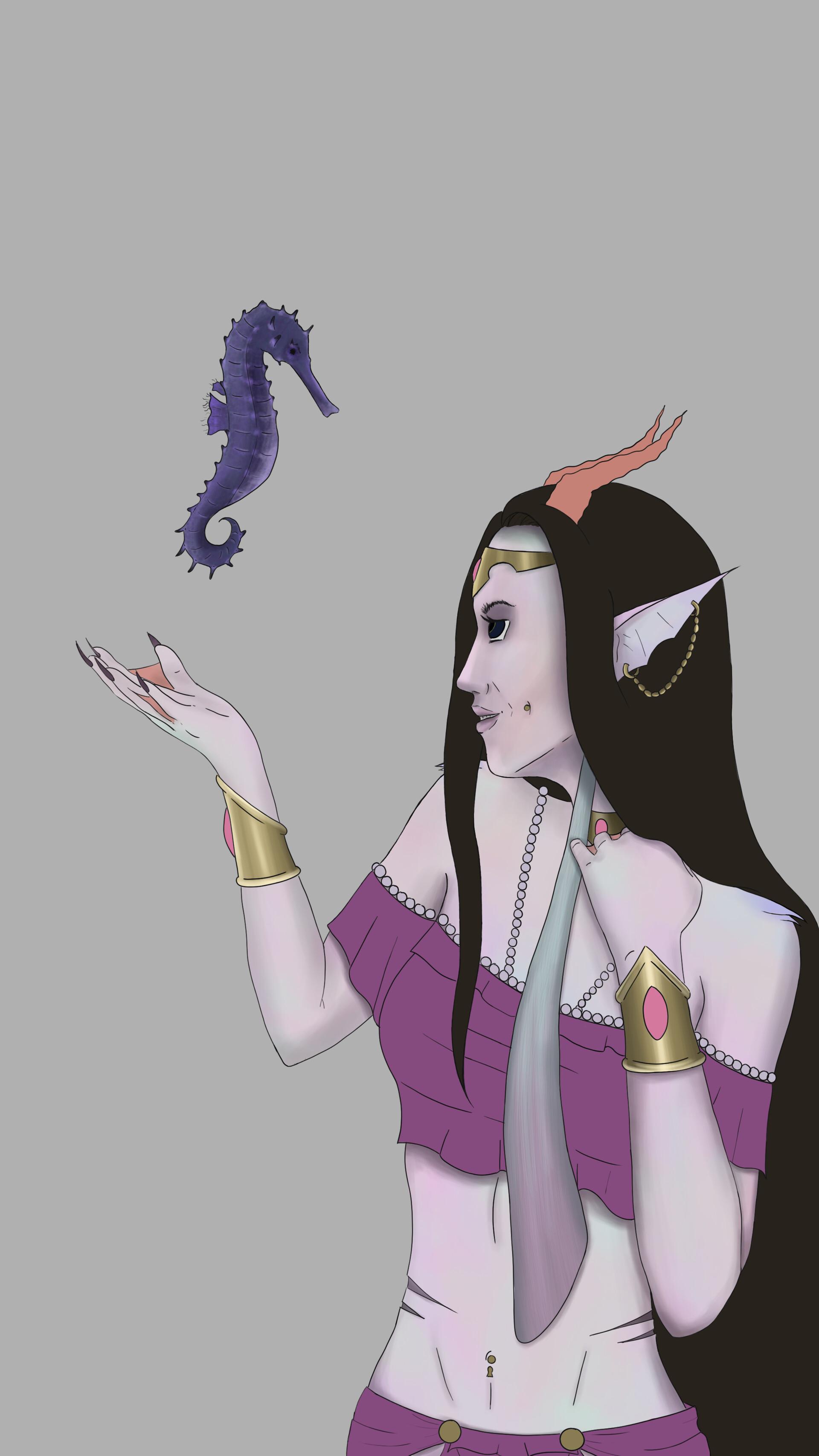 Artstation Coraline Zena Character And Environment Kim Barker