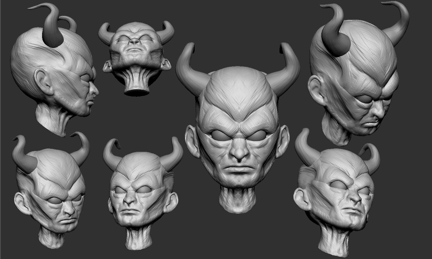 Late-Night Sculpting Session #3
