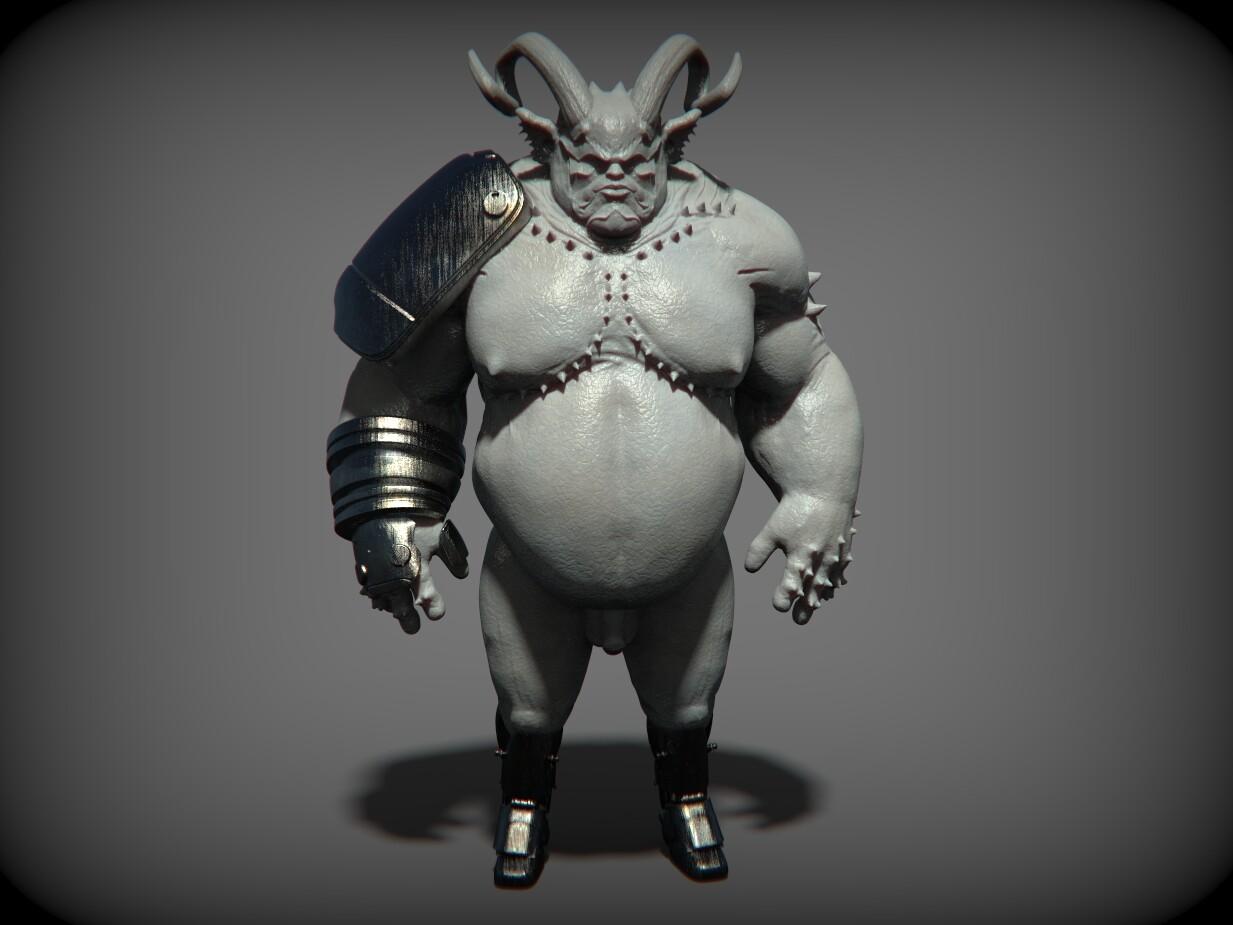 Dylan brady fourknights troll brute 06 8