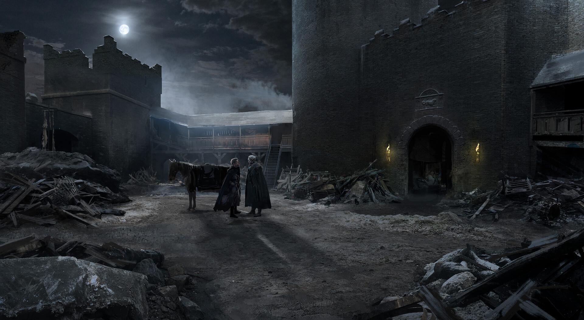 Kieran belshaw winterfell maincourtyard v005
