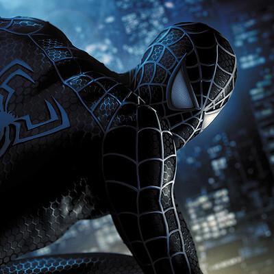 Jeremy roberts spiderman 3 by jprart