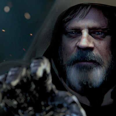 Jeremy roberts the force awakens skywalker by jprart d9flsnd