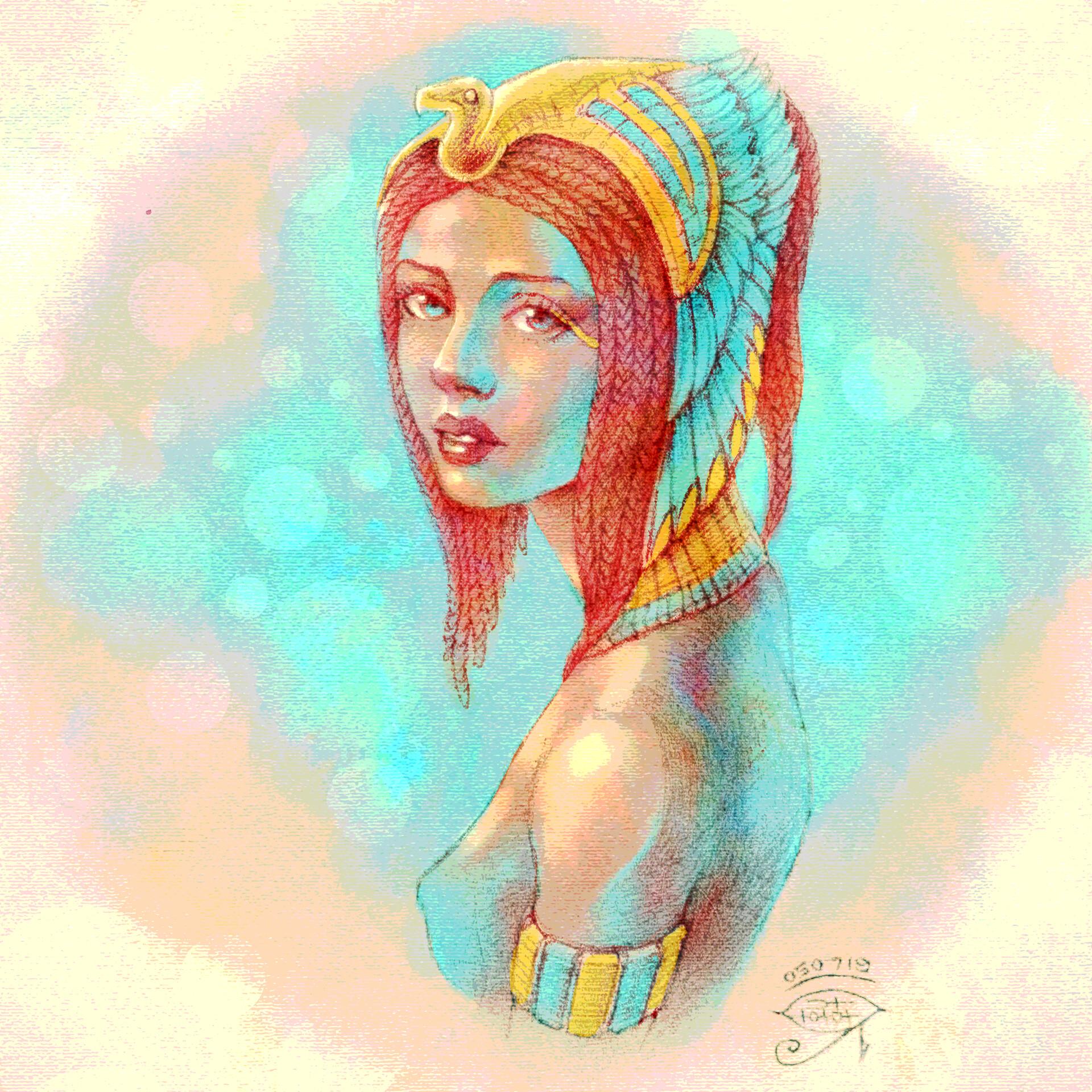 Queen Tetisheri