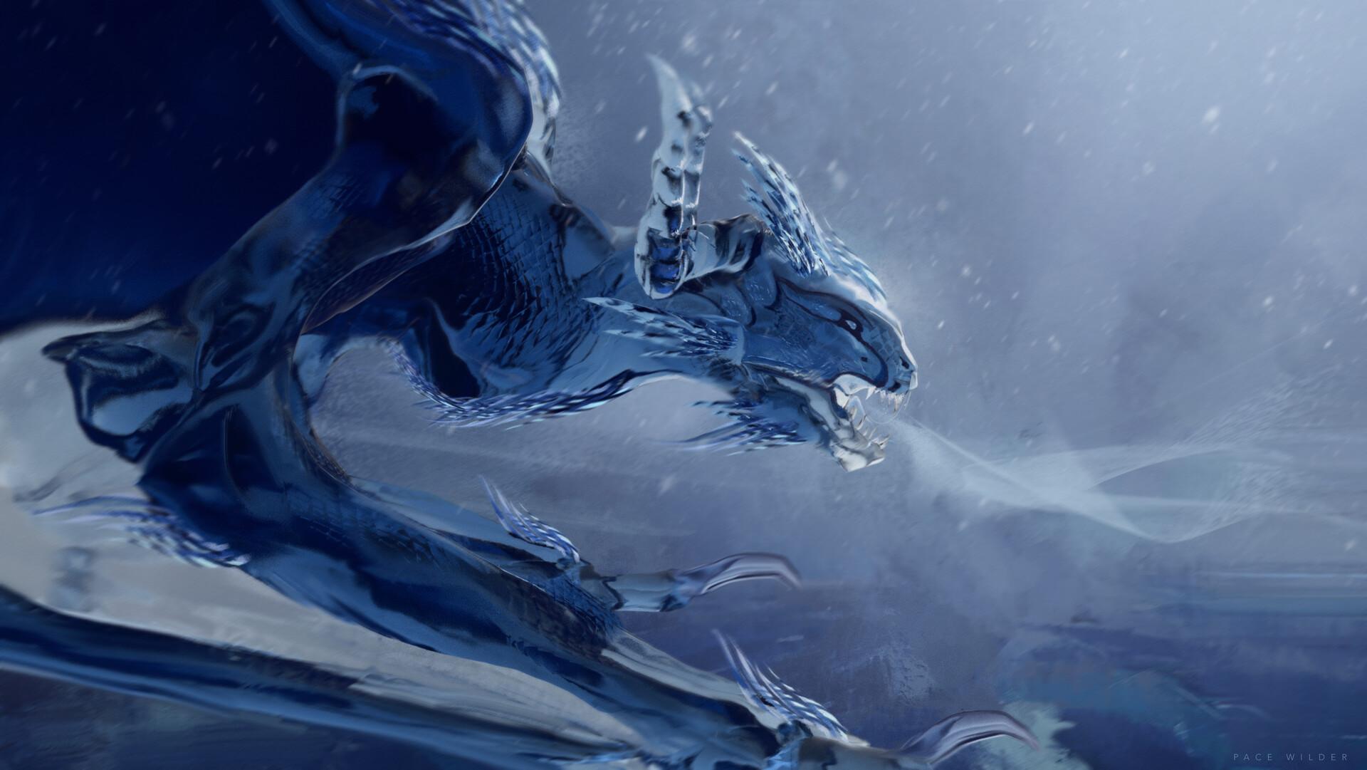 Pace wilder dragoncloseup10