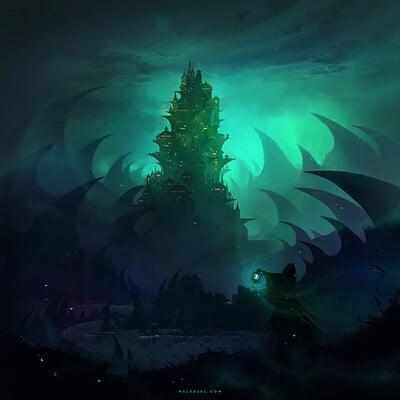 Nele diel domicile of the magical council
