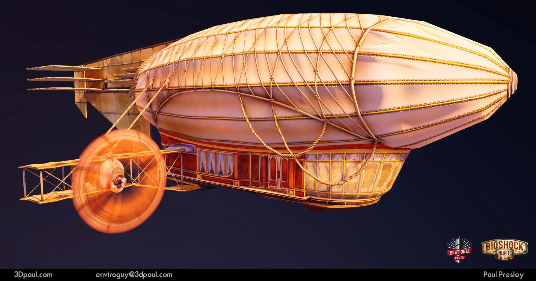 Paul presley 03 airshiplimo
