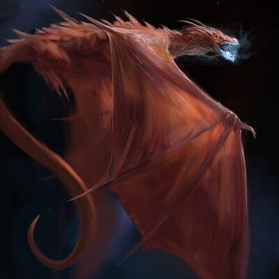 Antonio j manzanedo red dragon mazanedo