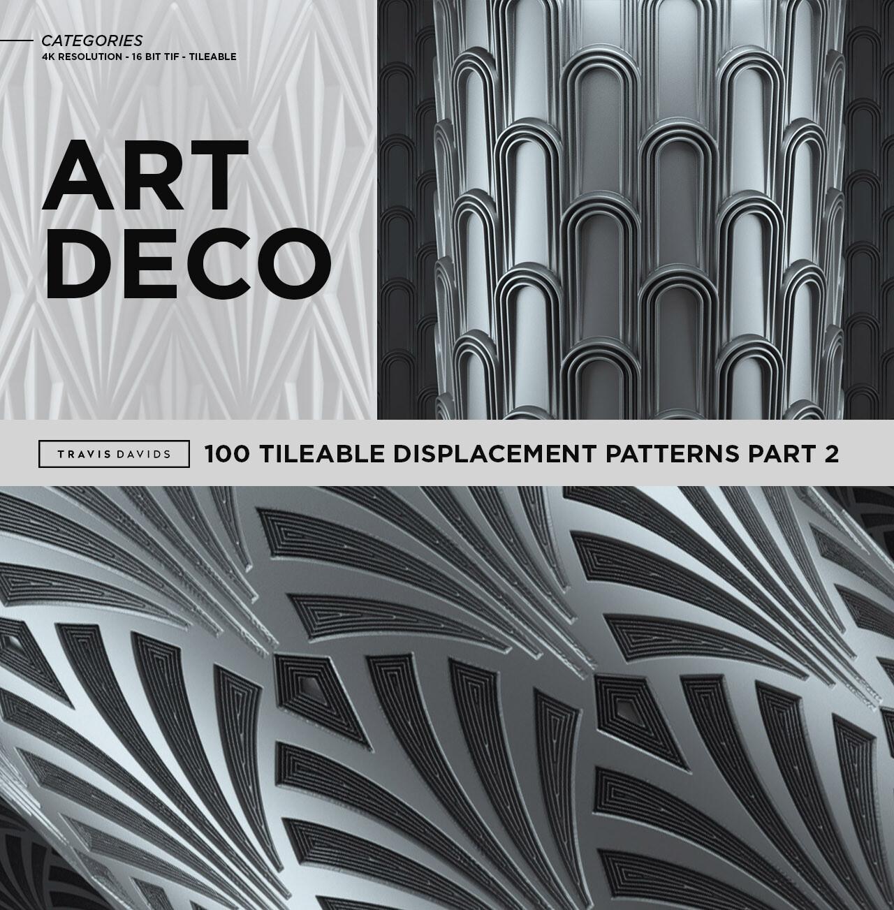 Travis davids categories art deco