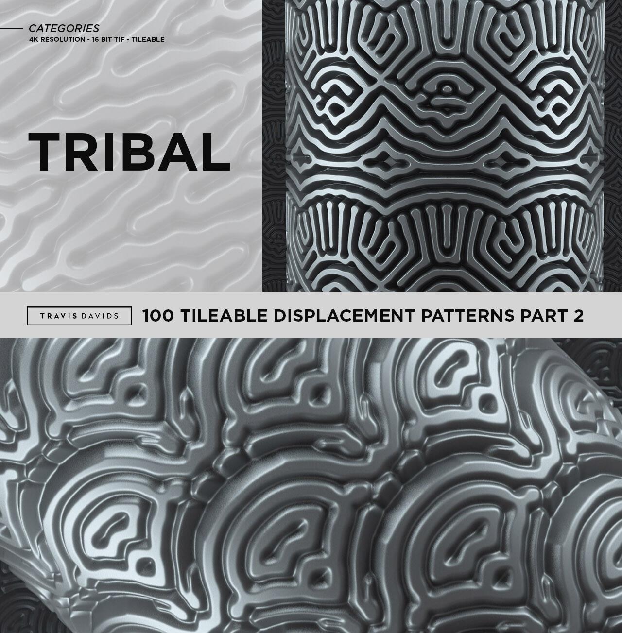 Travis davids categories tribal