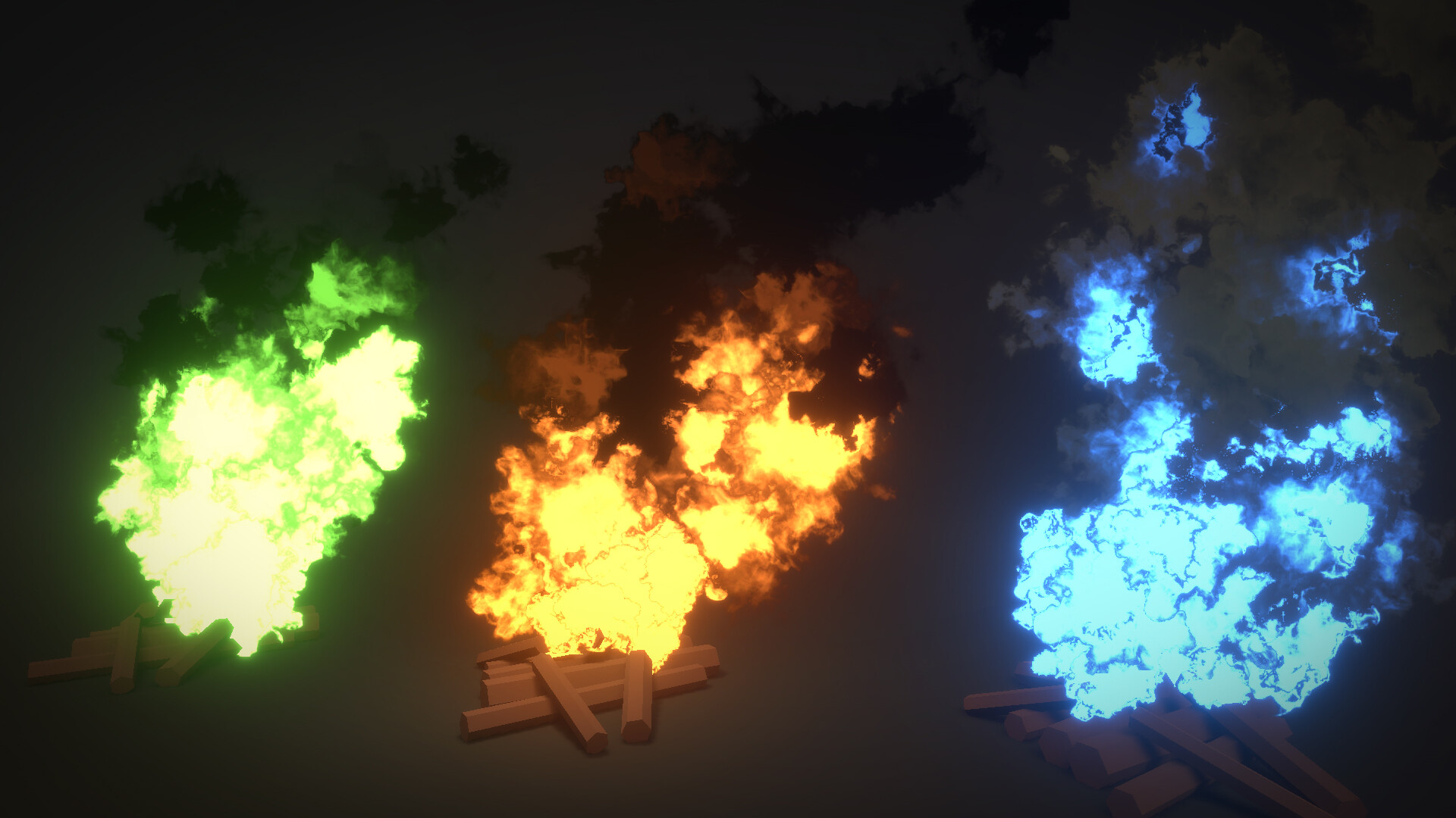 ArtStation - Unity Shader Graph - Fire Shader, Gabriel Aguiar