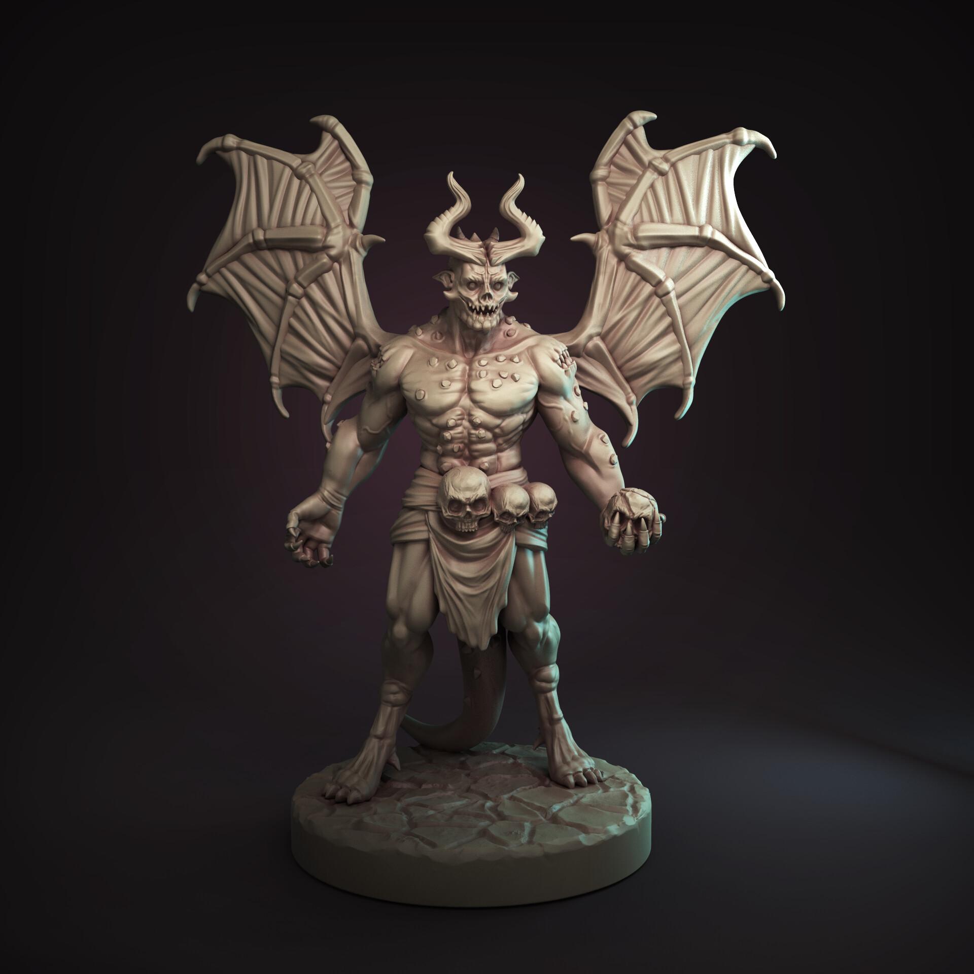 Artem bespalov demon 01