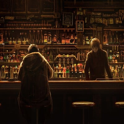 NORN : PRESENT WORLD - The Bar