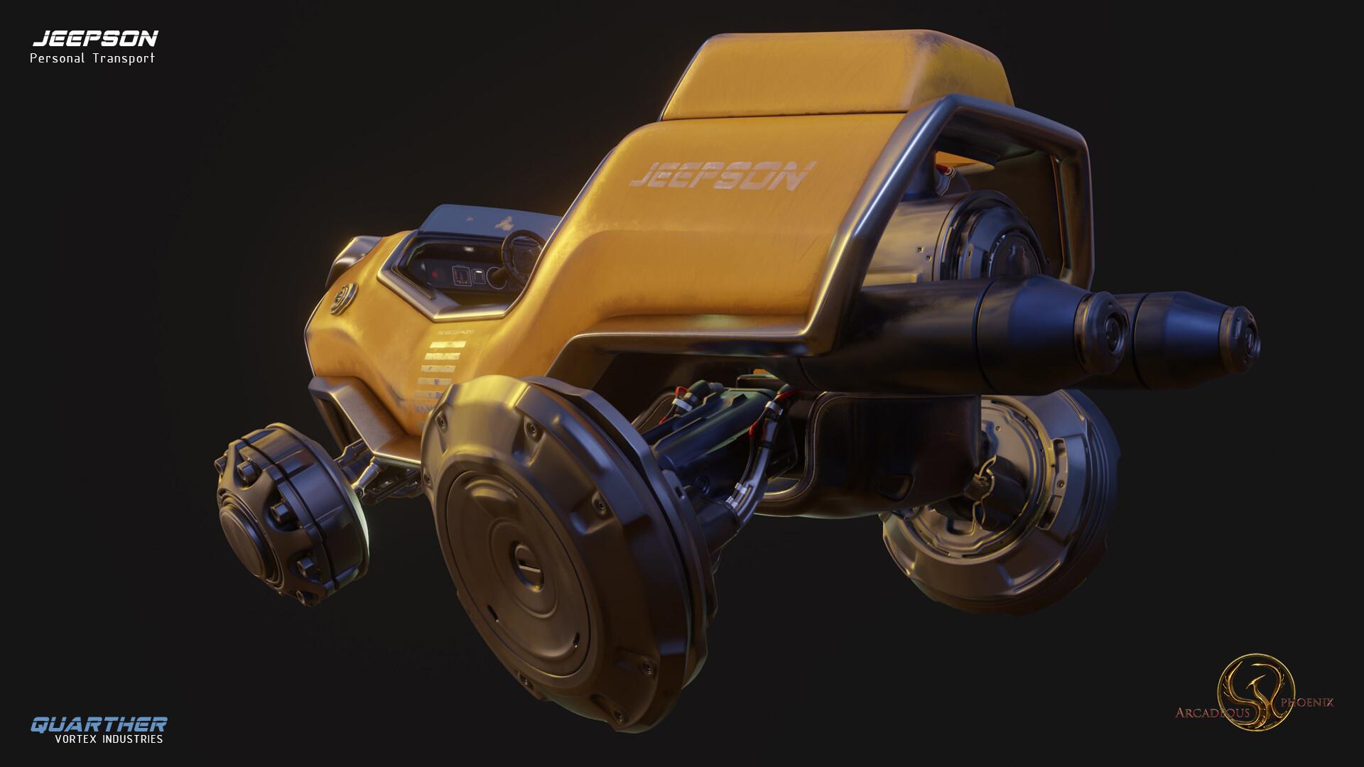 Arcadeous phoenix jeepson camera3