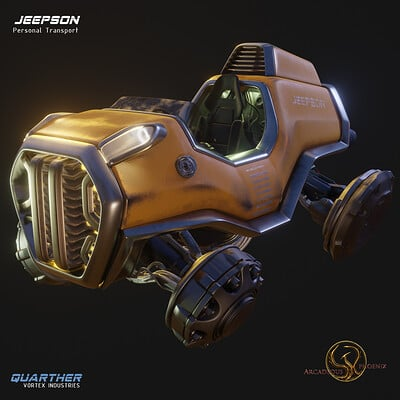 Arcadeous phoenix jeepson renders instagrama
