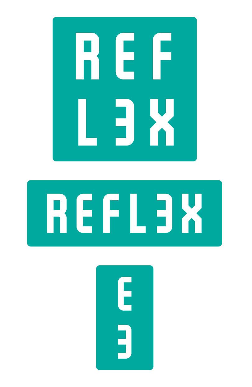 In order top - bottom: Logo, Wordmark, Simplified logo