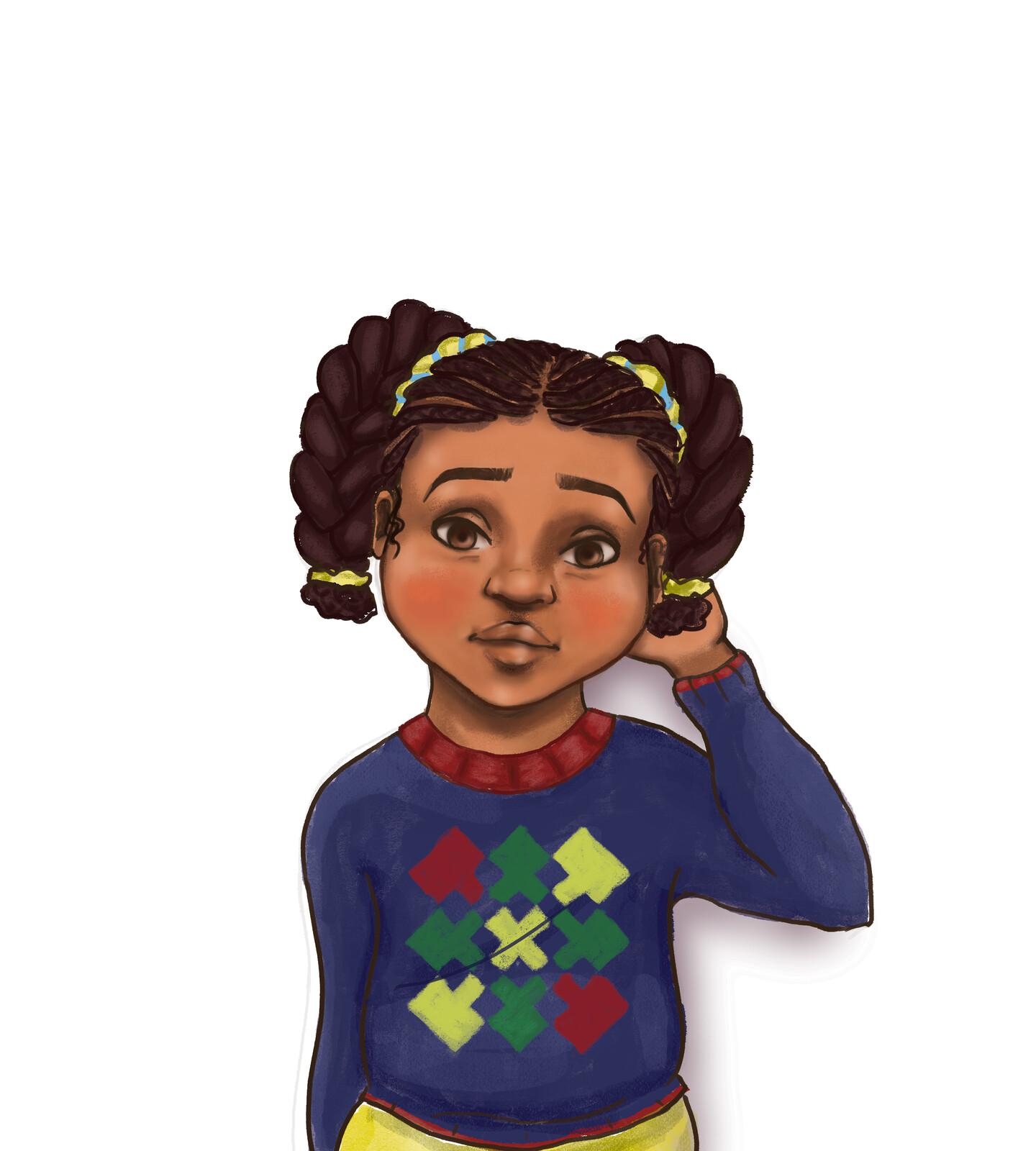 I Can't Speak Igbo