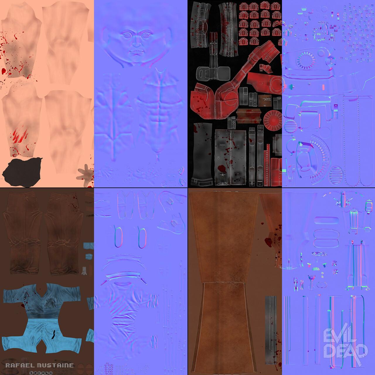 Ash maps