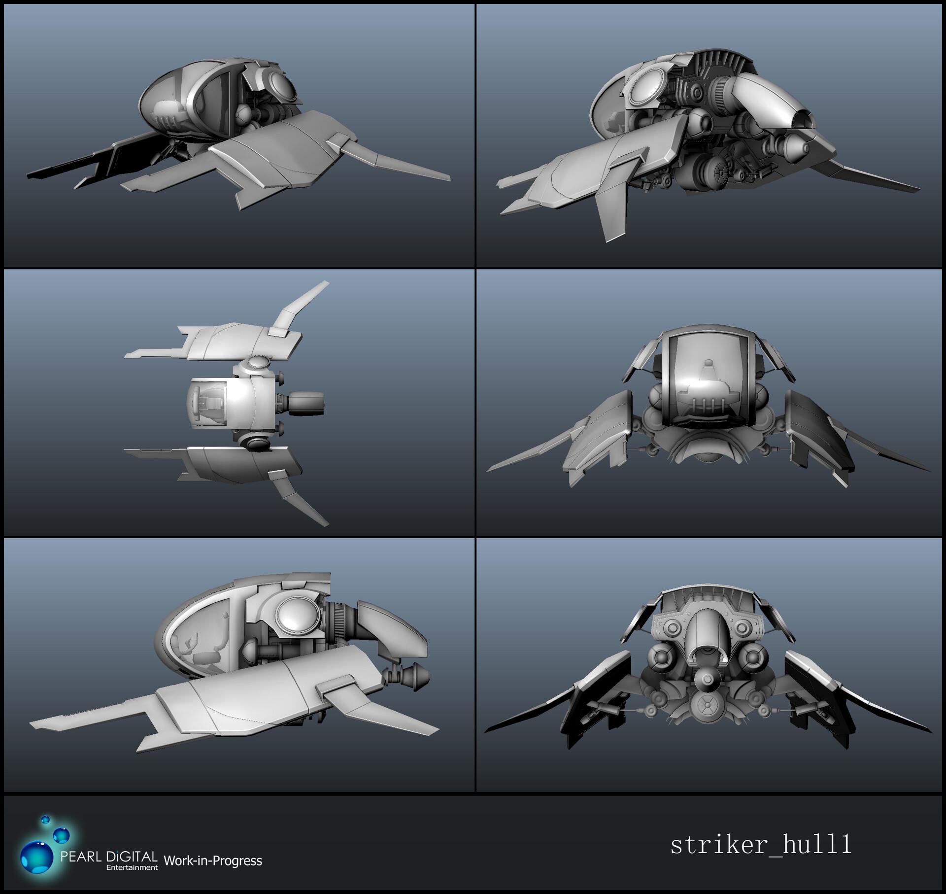 Sherif habashi 18 striker hull1