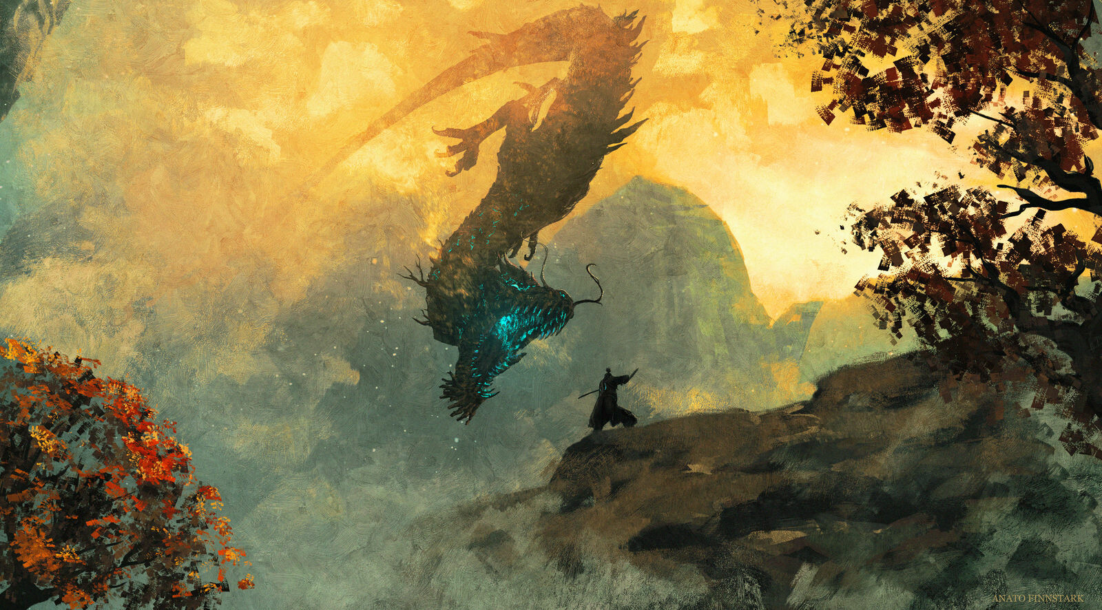 Anato finnstark sekiro dragon s blood by anatofinnstark dd6ng9p fullview