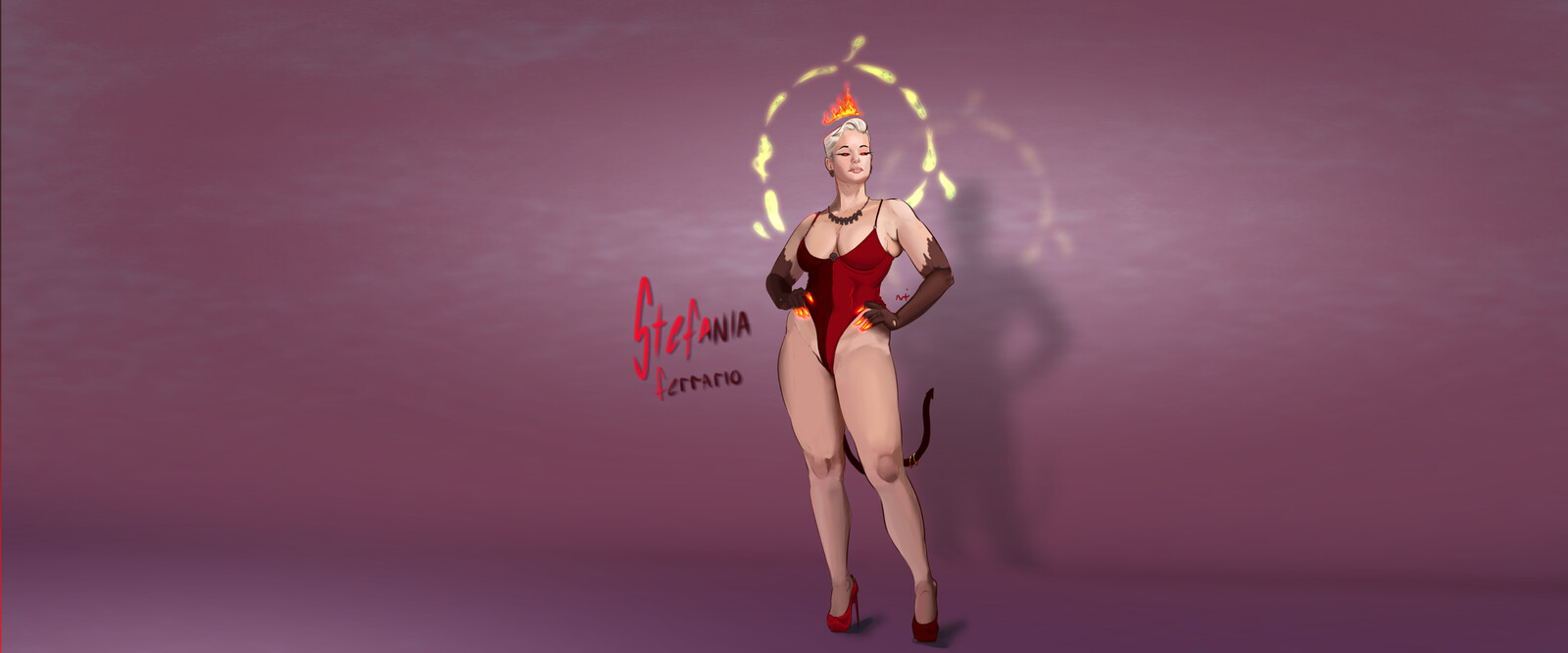 Satan's Princess - Stefania Ferrario