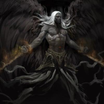 Antonio j manzanedo fallen angel manzanedo 2