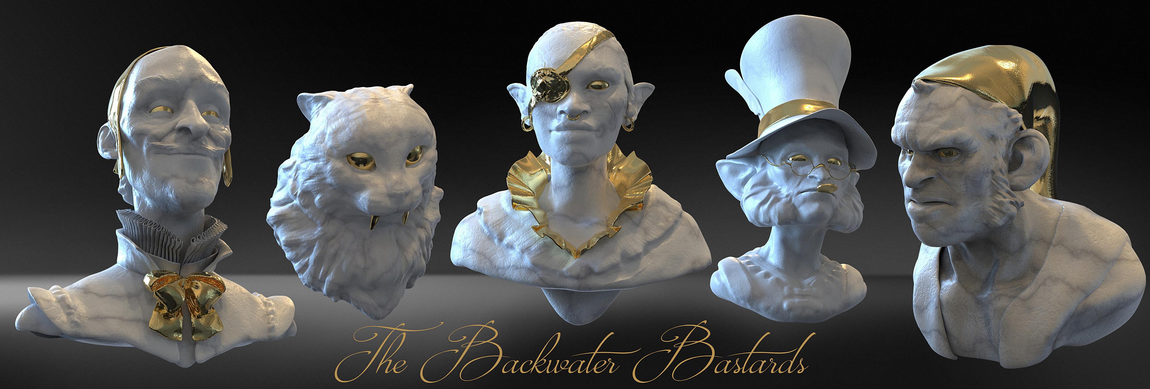 The Backwater Bastards!