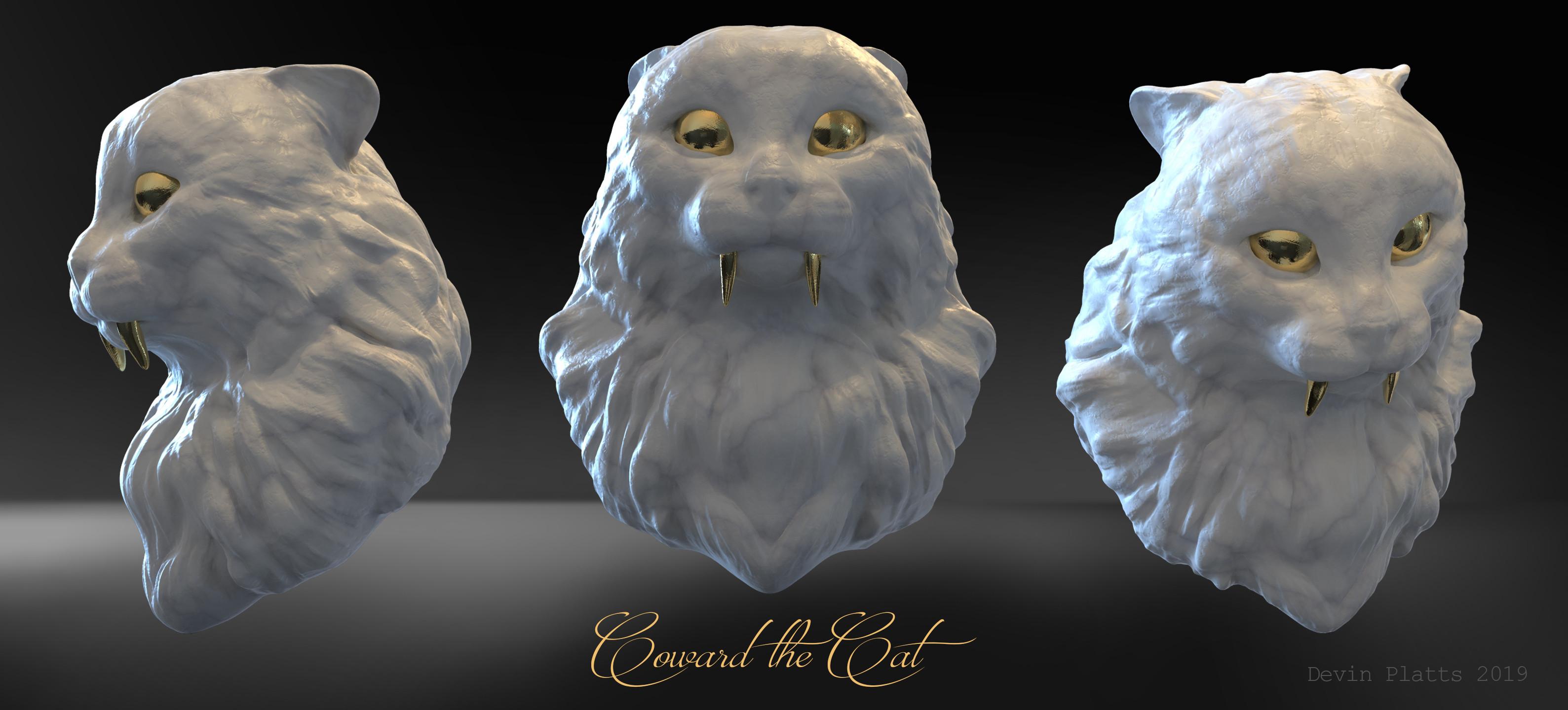 Coward, Blaznak's companion pet.
