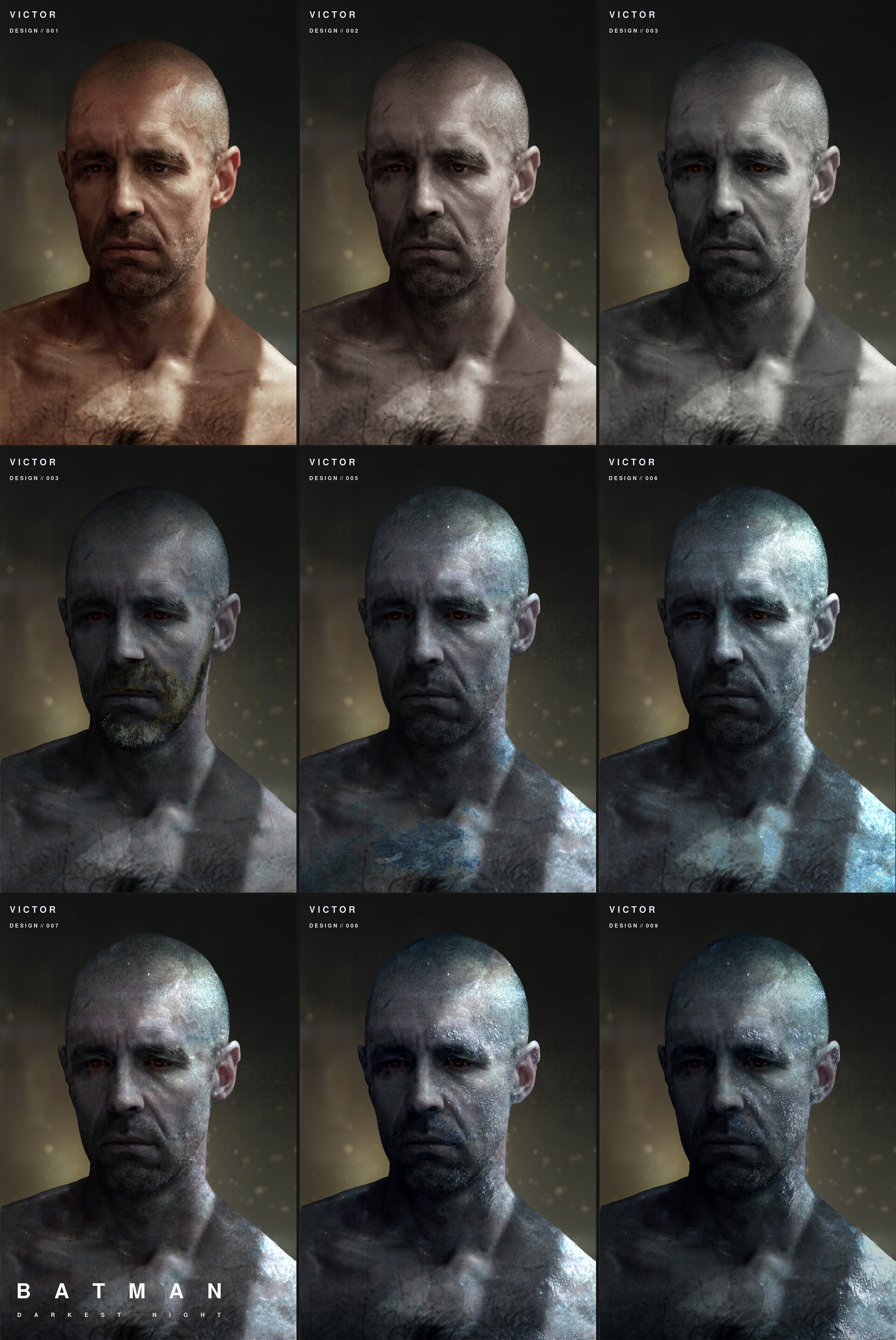 Early ideas for flesh