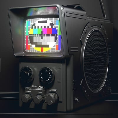 radio render 01