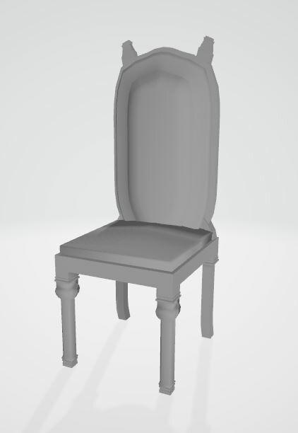 Dinning Room Chair 1