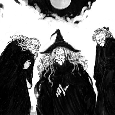 Scara mouche the 3 witches of philadelphia the bat the brood mother the red bride
