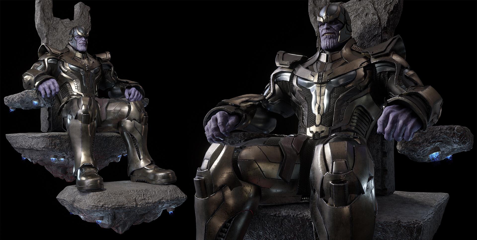Thanos Chair