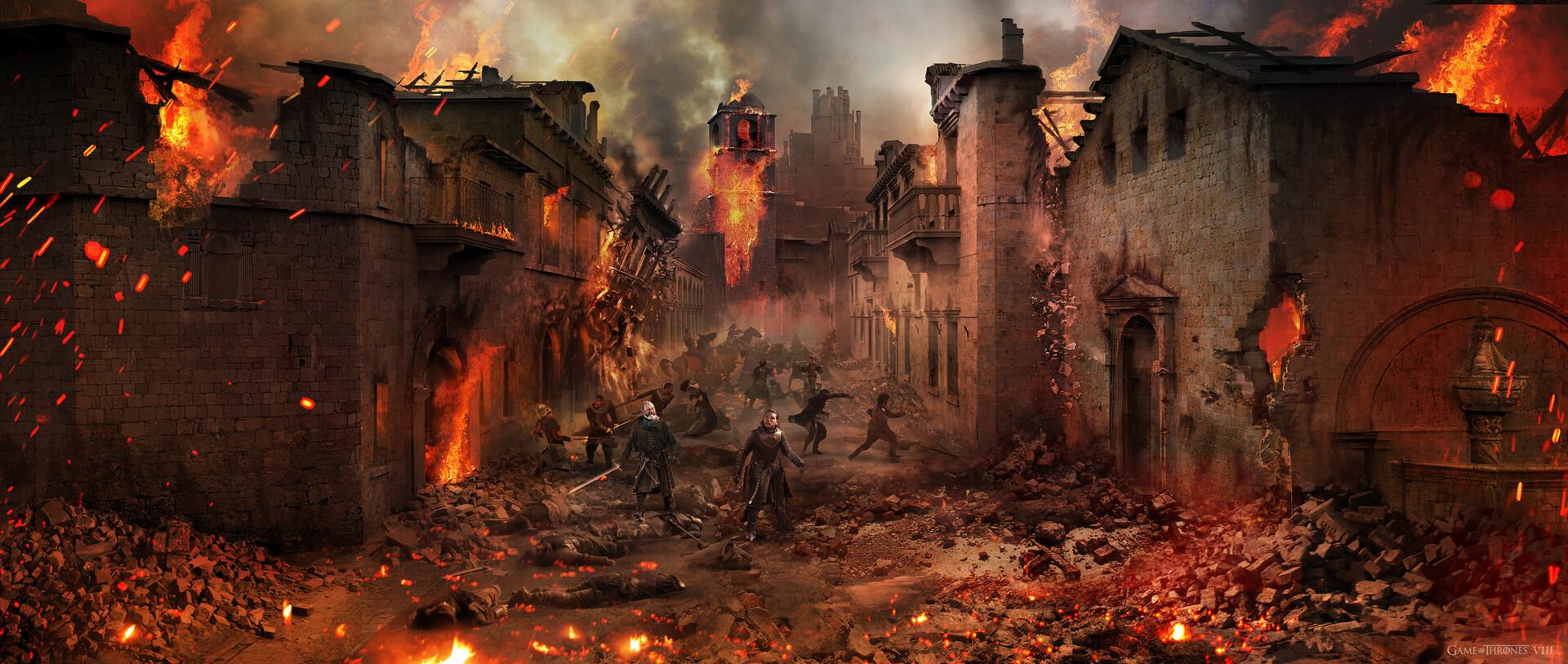 Kieran belshaw kingslanding mainstreet fromgate fire v005copy
