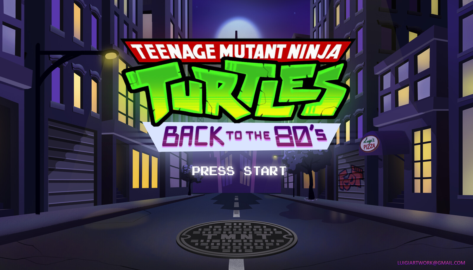 TMNT: Back to the 80's