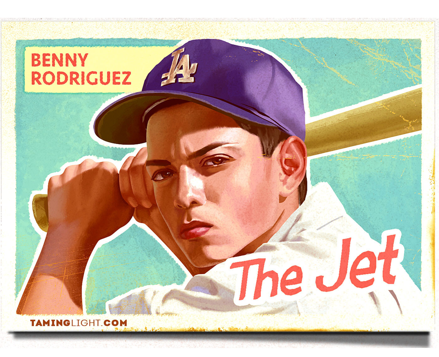 Bob Macneil Benny The Jet