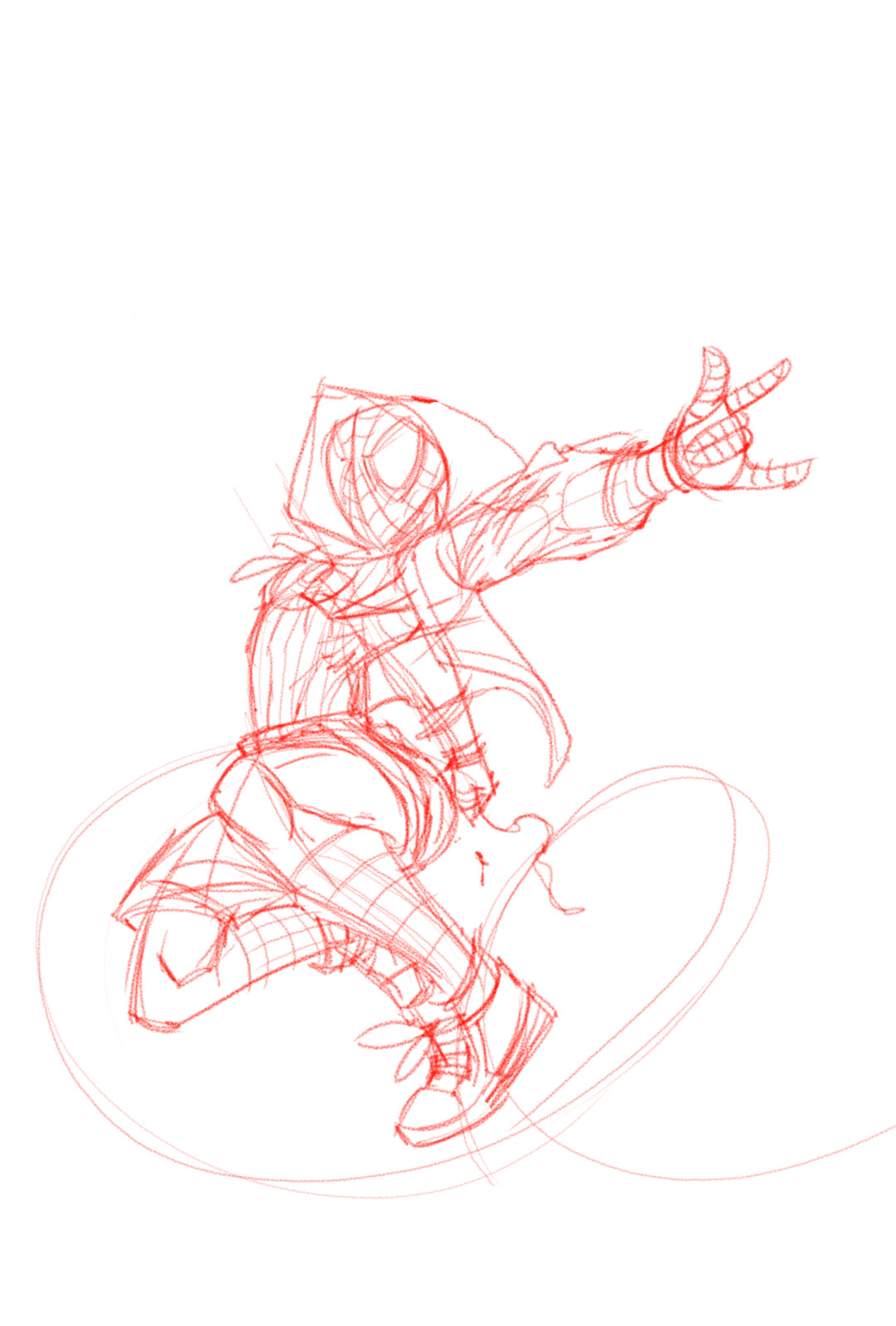 01-Initial rough sketch