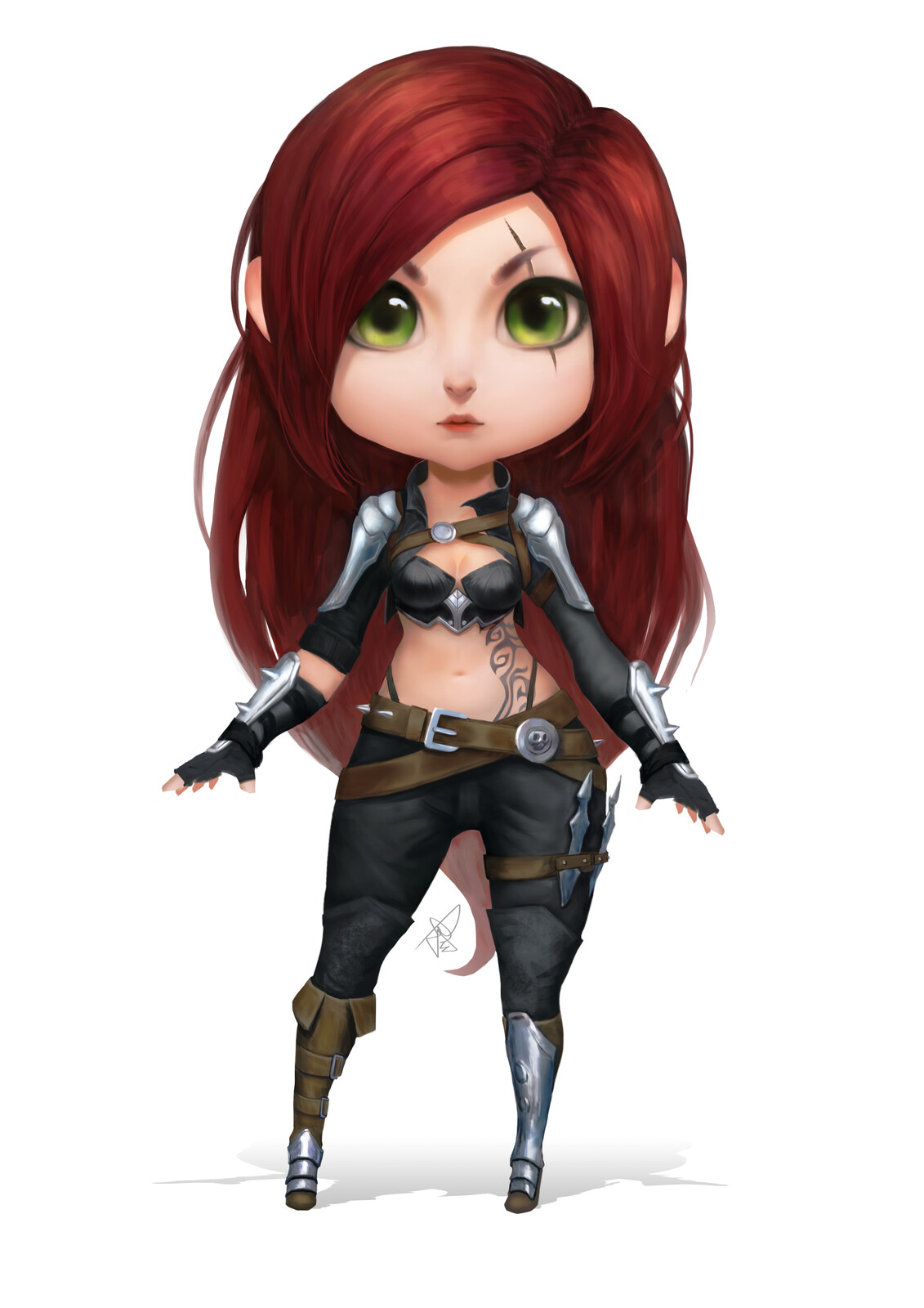 Katarina Cute Version
