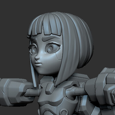 Daniel andrade zbrush document