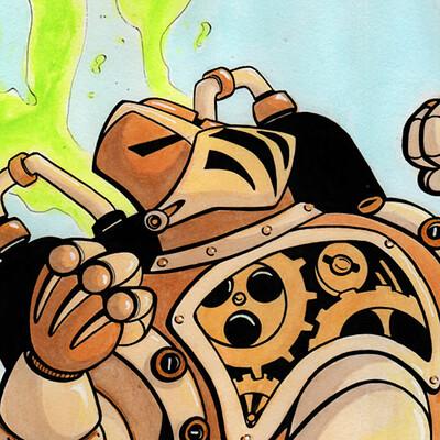 Jake stueber 18 klokwerk knight
